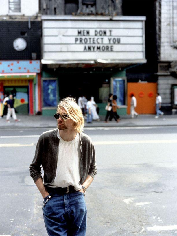Kurt Cobainin farkut ovat out, mutta grungevillatakki kannattaa löytyä kaapista.