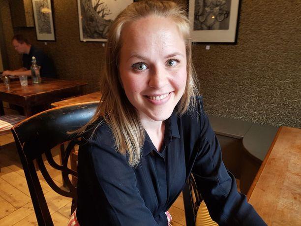 Ida-Maria Heinonen nappasi naispääosan tulevasta Juice-elokuvasta.