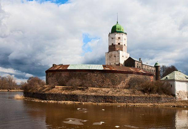 Viipurin linnan historiasta löytyy varsinainen voimanainen. Hän on tuoreen kotimaisen romaanin päähenkilö Gunilla Bese.