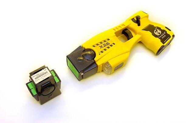 Etälamauttimet ovat olleet käytössä vuodesta 2005. Ne ovat osin korvanneet varsinaiset tuliaseet.