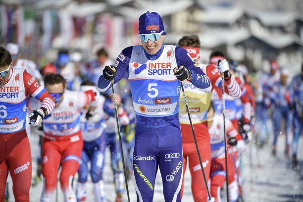 maailmancup hiihto 2020
