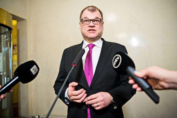 Pääministeri Juha Sipilän lauantaisesta maahanmuuttolausunnosta Ylellä nousi kohu.