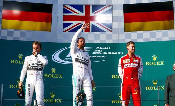 Nico Rosberg ja Sebastian Vettel eivät ole pääsemässä ajamaan koti-GP:tään.