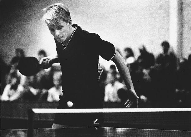 Jarmo Jokinen voitti yhteensä 25 SM-kultaa pingiksessä: kymmenen kaksinpelissä, kuusi nelinpelissä ja yhdeksän sekanelinpelissä.