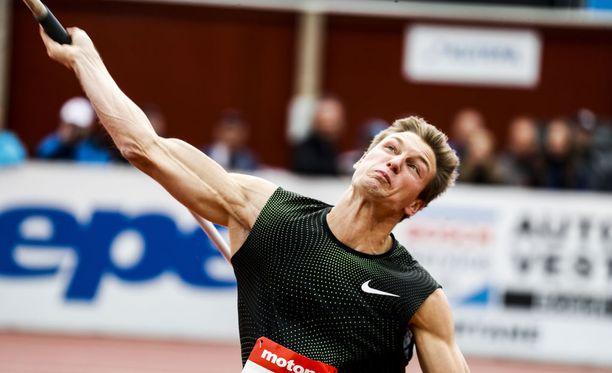 Thomas Röhler tekee hyvin erilaista harjoittelua moneen muuhun maailman huippuheittäjään verrattuna.