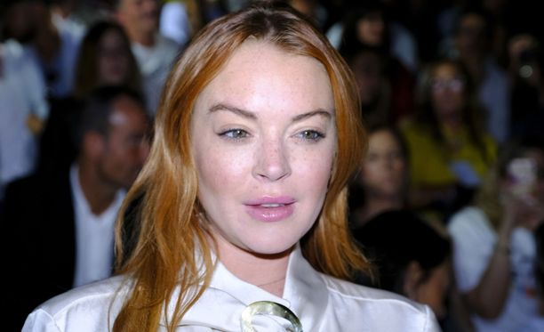 Lindsay Lohan on ryvettynyt erilaisissa kohuissa.