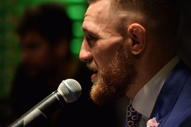 Conor McGregorin tuleva ottelu Donald Cerronea vastaan voi määrittää hänen uransa jatkon.