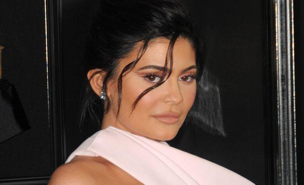 Kylie Jenneristä tuli vain 21-vuotiaana miljardööri.