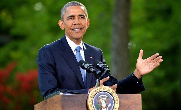Presidentti Barack Obaman hallinto kielsi vesikidutuksen kuulustelumenetelmänä lopullisesti vuonna 2009.