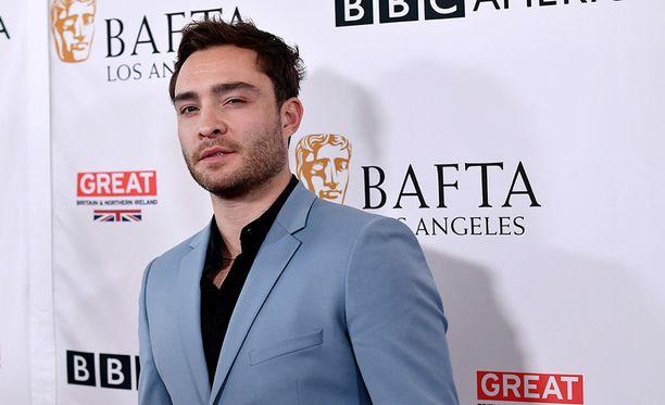 30-vuotias Ed Westwick tunnetaan esimerkiksi televisiosarjoista Wicked City, Snatch ja White Gold.