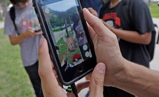 Pokémon Go -pelistä on tullut Suomessakin hyvin suosittu.