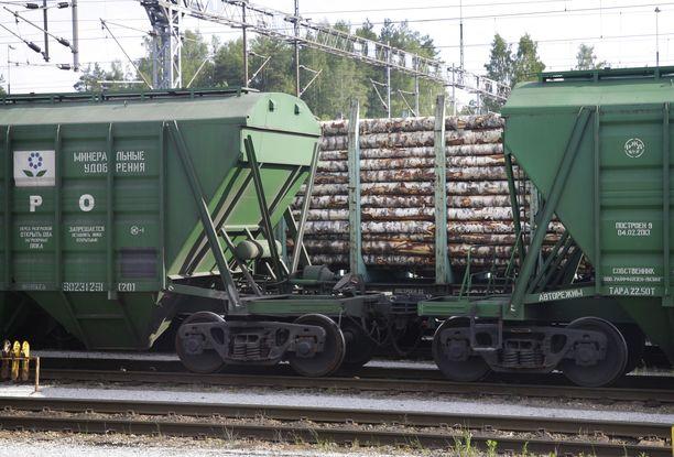 Työriidan hävinnyt yhtiö toimii logistiikka- ja rautatiealalla. Kuvituskuva.