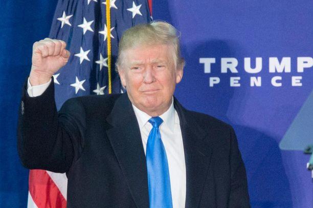 Donald Trump sanoi vaalikampanjansa aikana muun muassa aikovansa kieltää muslimeilta pääsyn Yhdysvaltoihin.
