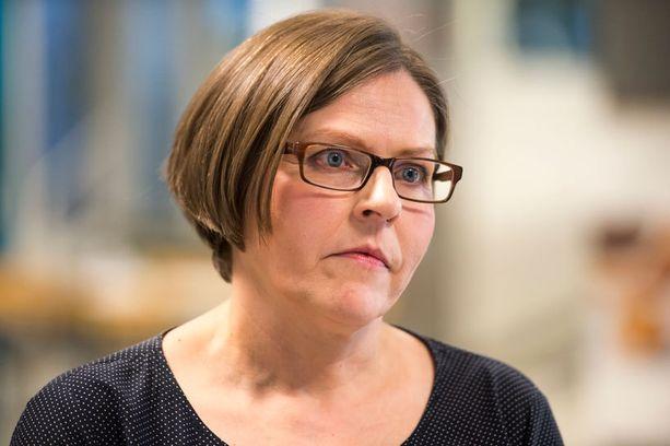 Heidi Hautala pitää Halla-ahon lausuntoja karmaisevina.