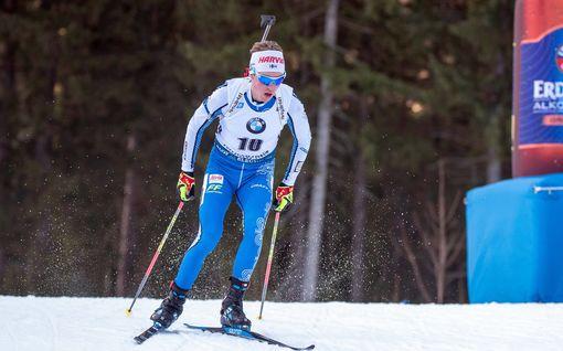 Surkeaa! Suomi vedettiin ladulta sivuun jo kolmannella osuudella – Ranska vei miesten viestikultaa