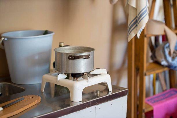 Primuskeitin oli nopeutensa ansiosta suosittu keittiökapine.
