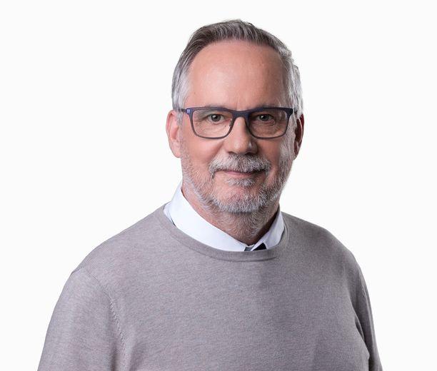 Raimo Grönberg on uusi Gunnar Mustavaara.