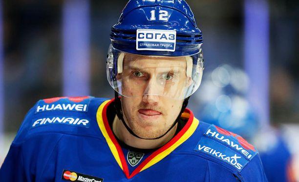 Marko Anttila teki voittomaalin.