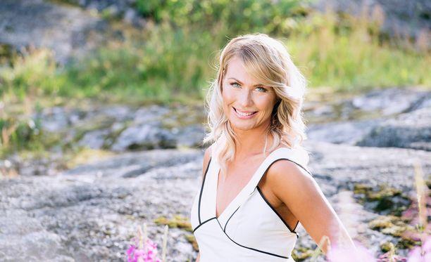 Heidi Suomi kertoo selviytymisstrategiastaan.