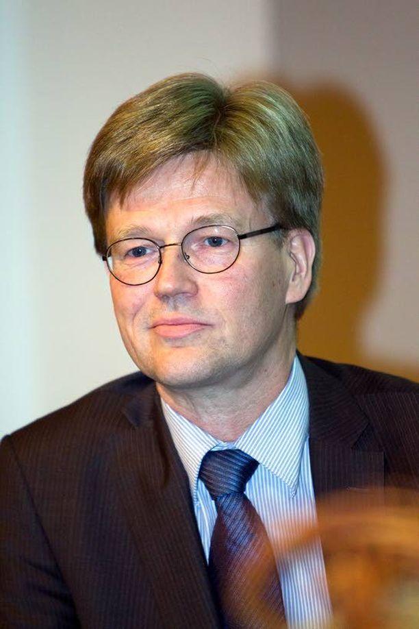 Tapio Kosunen, korkeakoulu- ja tiedepolitiikan osaston ylijohtaja.