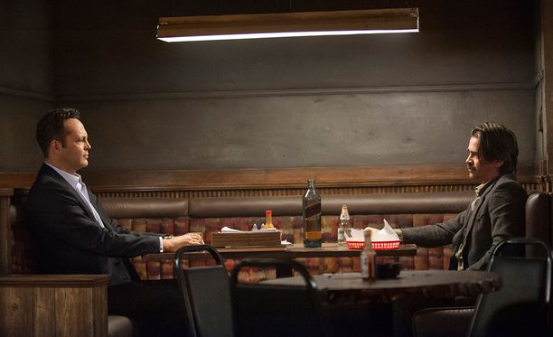 Vince Vaughn ja Colin Farrell nähdään uudistuneessa True Detectivessä.