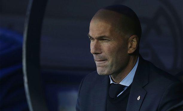 Zinedine Zidane ei ole kohdannut Juventuksen kotiyleisöä vastustajana lähtönsä jälkeen.