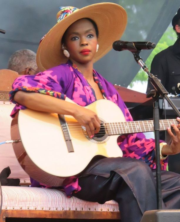 Elokuussa Helsingissä Flow'ssa esiintynyt Lauryn Hill on voittanut kahdeksan Grammy-palkintoa.