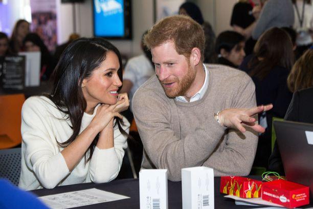 Sussexin herttuapari muuttaa Kanadaan.
