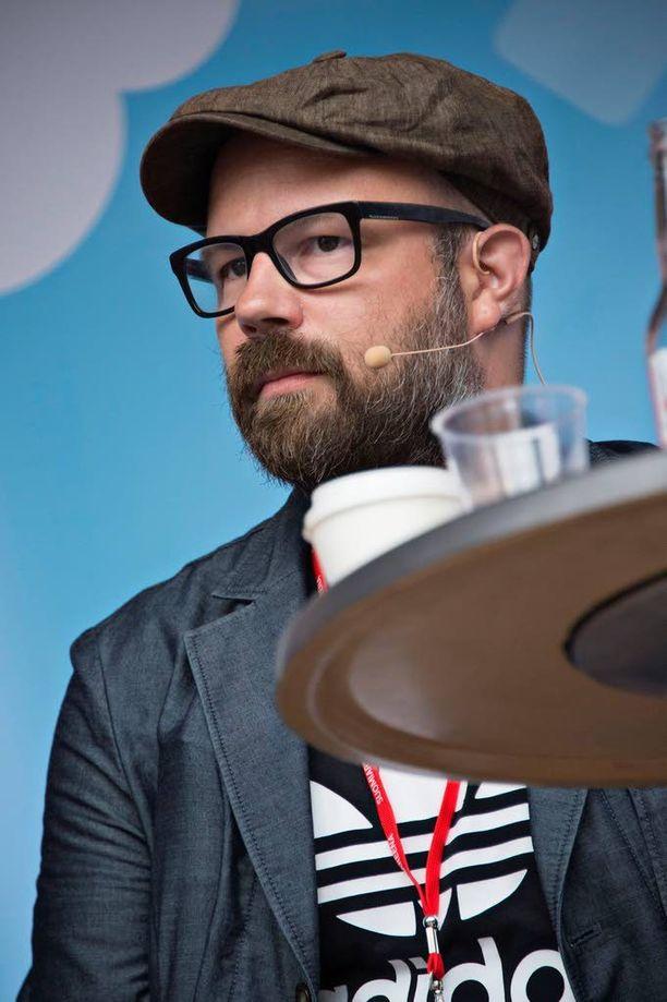 Ajatuspaja Liberan Heikki Pursiainen.