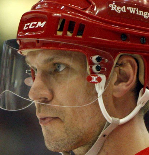 Nicklas Lidström on eniten NHL:ssä tahkonnut eurooppalainen.