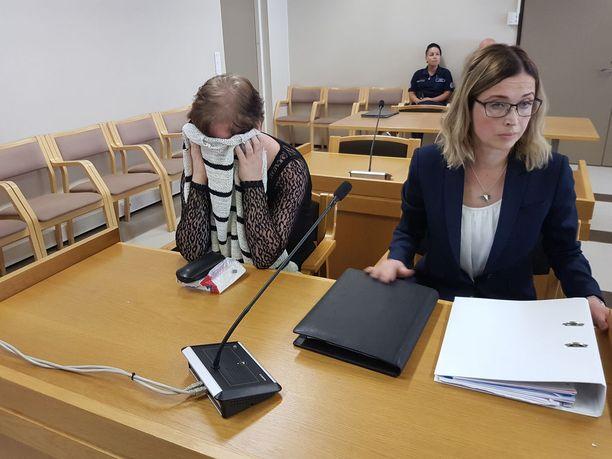 41-vuotias nainen määrättiin mielentilatutkimukseen. Nainen itse ei olisi halunnut mielentilatutkimukseen.
