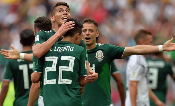 Meksiko kiehtoo vedonlyönnillisesti