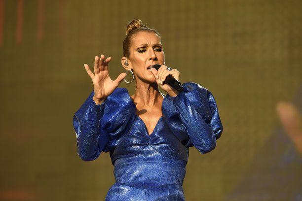 Céline Dion tunnetaan esimerkiksi kappaleistaan My Heart Will Go On ja It's All Coming Back to Me Now.