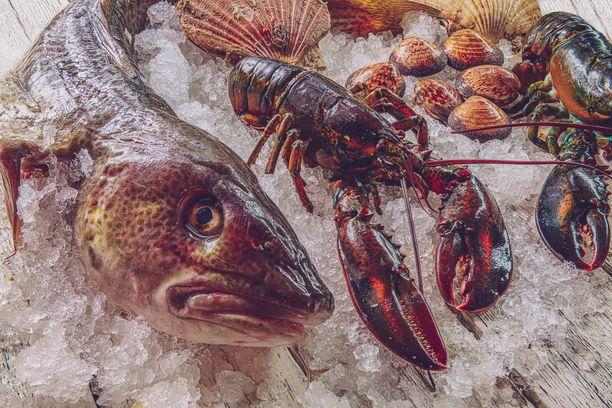 Hans Välimäki muistuttaa, että kala, äyriäiset ja kasvikset ovat herkkiä, haastavia ja rakkautta lajiin vaativia raaka-aineita.