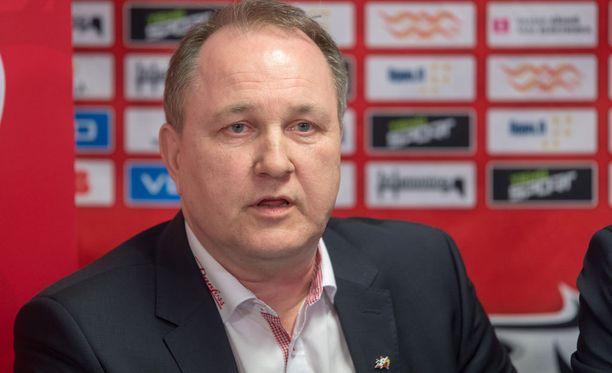 Sportin toimitusjohtaja Tuomas Kurtén ei ole ylpeä Sportin viime kauden toiminnasta.