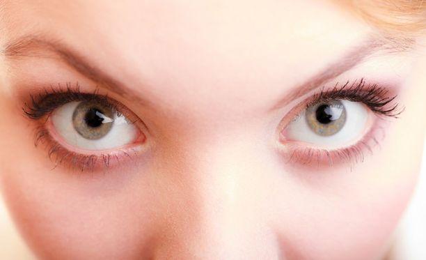 Silmien väri on kiinni perimästäsi.