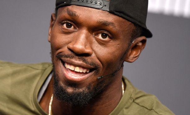 Usain Bolt näyttää erään britin mielestä paikalliselta huumediileriltä.