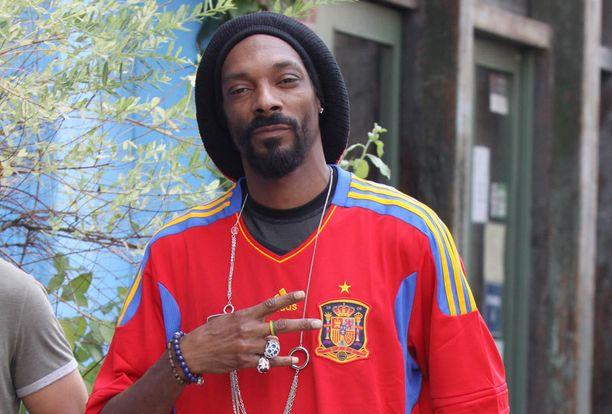 Snoop Dogg on tehnyt huumerikkeitä ennenkin.