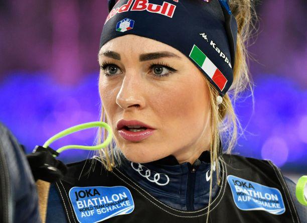Dorothea Wiererin mielestä hänen ex-valmentajansa toimi Italian maajoukkueen selän takana.