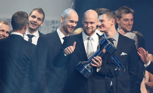 Suomen lentopallomaajoukkue esitti huikeita otteita Puolan MM-kisoissa.