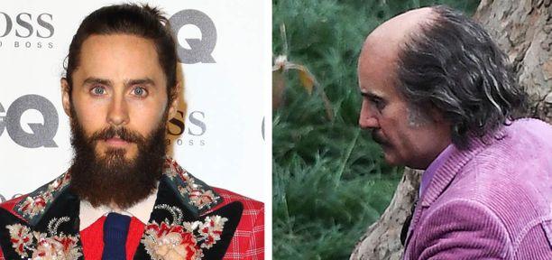 Jared Leto on kokenut maskeeraajan penkissä täydellisen muodonmuutoksen.