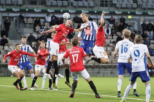 Edellinen Stadin derby pelattiin 10. syyskuuta.