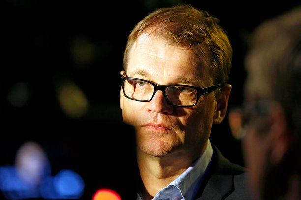 Pääministeri Juha Sipilä pitää illalla Suomen vaikeata taloustilannetta käsittelevän puheen televisiossa.