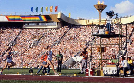 Urheilu jäi politiikan jalkoihin 40 vuotta sitten Moskovassa – käryttömät kisat olivat silti Neuvostoliiton propagandavoitto