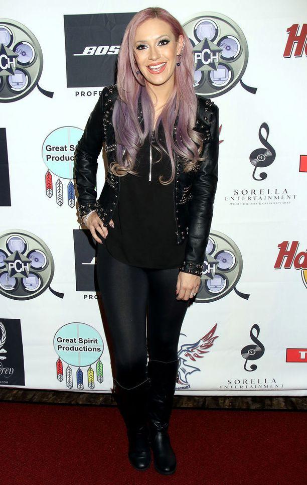 Kaya Jones on tehnyt soolouraa Pussycat Dollsin jälkeen.