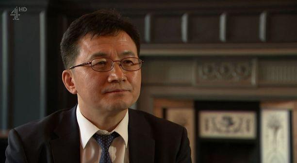 Kim Hyeong-soo loikkasi Pohjois-Koreasta vuonna 2009.