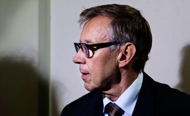 Oikeuskansleri Jaakko Jonkka