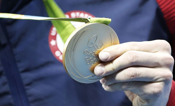 Yhdysvallat johtaa niukasti olympiakisojen mitalitaulukkoa.