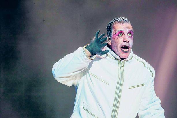 Saksalaisyhtye Rammstein houkutteli Provinssiin ennätysmäärän väkeä festareiden päätöspäivänä 1,5 viikkoa sitten.