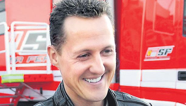 Michael Schumacher haluaa pestä Kovalaisen.